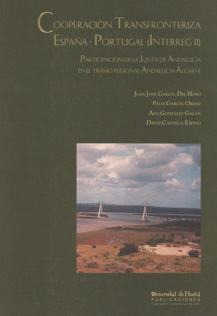 Cooperacion transfronteriza españa-portugal