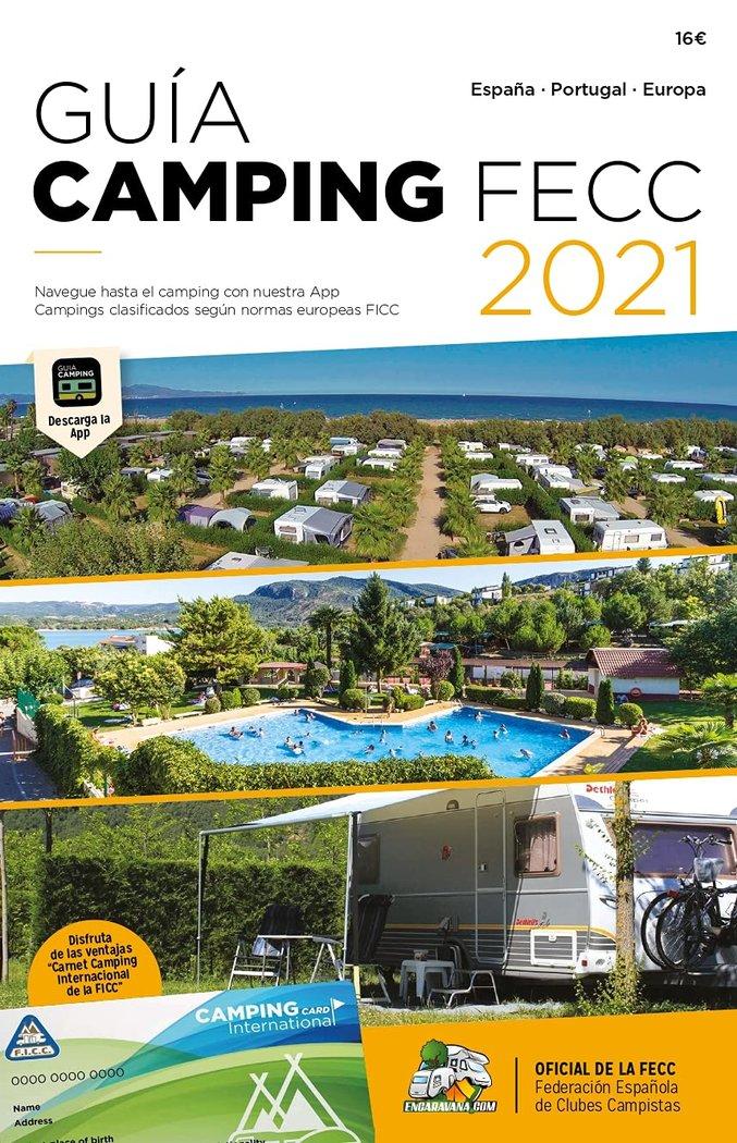 Guia fecc campings 2021
