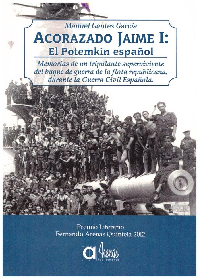 ACORAZADO JAIME I: EL POTEMKIN ESPAñOL