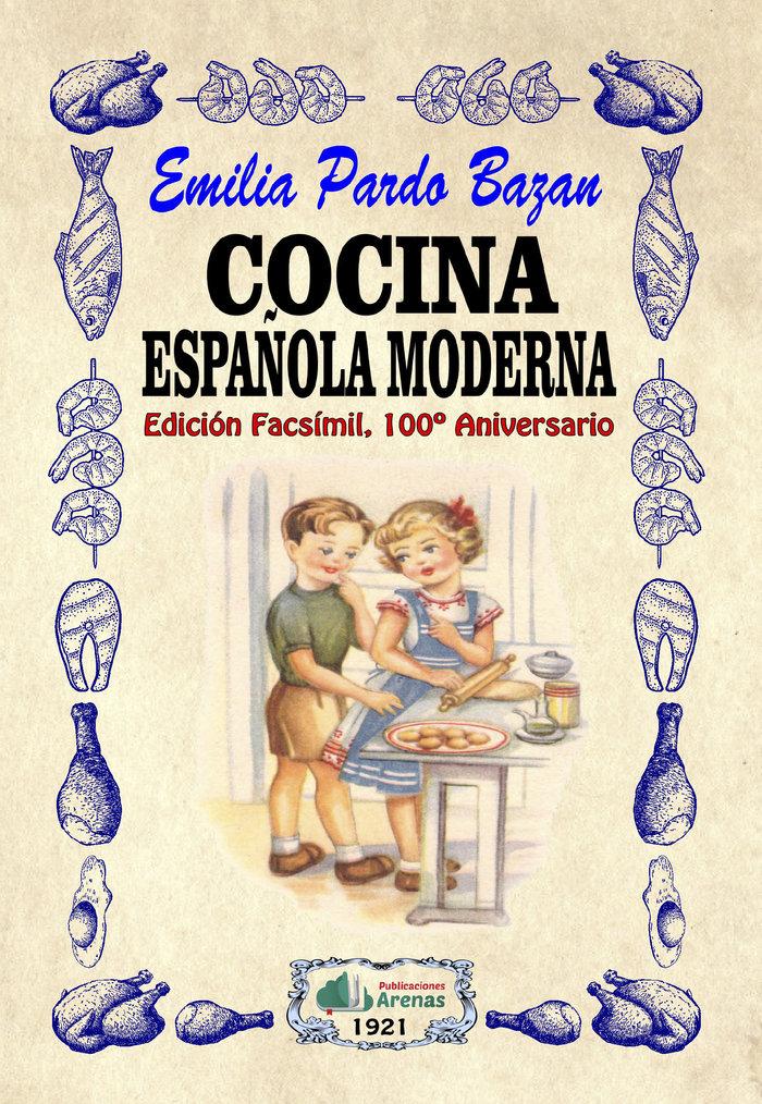 Cocina española moderna