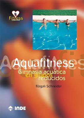 Aquafitness gimnasia acuatica grupos reducidos