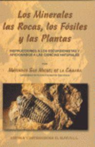 Minerales las rocas los fosiles y las plantas