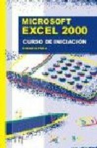 Excel 2000 curso de iniciacion
