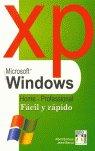 Windows xp facil y rapido
