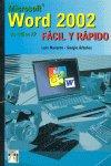 Word 2002 para office xp facil y rapido