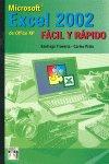 Excel 2002 para office xp facil y rapido