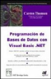 Programacion bases datos visual basic.net