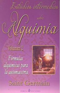 Estudios intermedios sobre alquimia vol 2 formulas alquimica