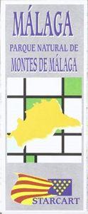 Starcart mapa montes de malaga