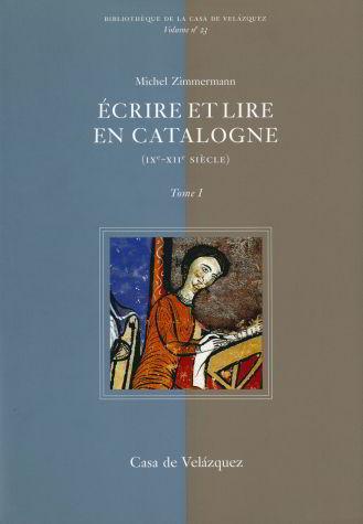 Ecrire et lire en catalogne (ixe-xiie siecle)