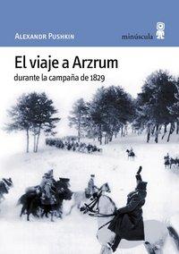 Viaje de arzrum durante la campaña de 1829