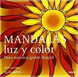 Mandalas luz y color para nuestra gente mayor