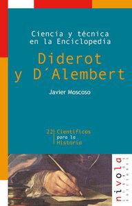 Ciencia y tecnica en la enciclopedia diderot