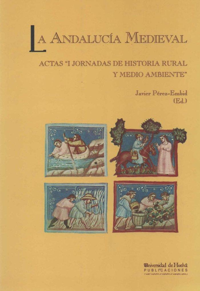 Andalucia medieval,la