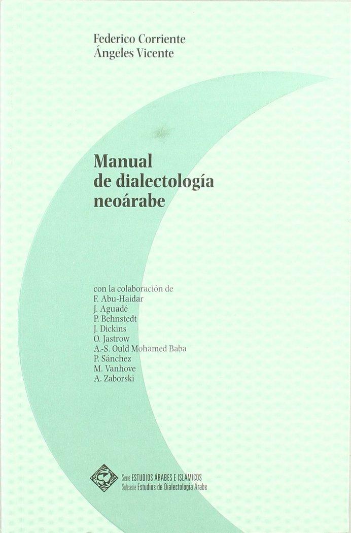 Manual de dialectologia neoarabe