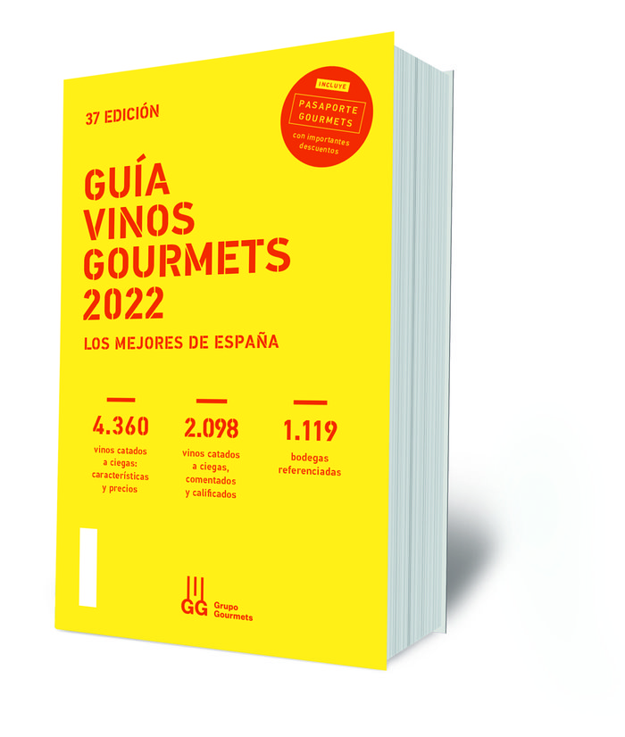 Guia vinos gourmets 2022