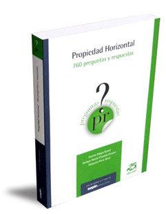 Propiedad horizontal: 760 preguntas y respuestas