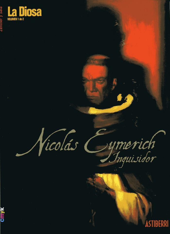 Nicolas eymerich inquisidor diosa 1 2