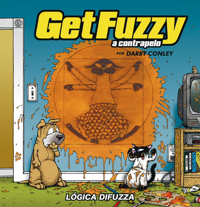 Get fuzzy 2 a contrapelo