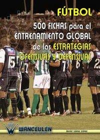 Futbol 500 fichas para estrategias