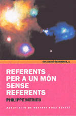Referents per a un mon sense referents cat