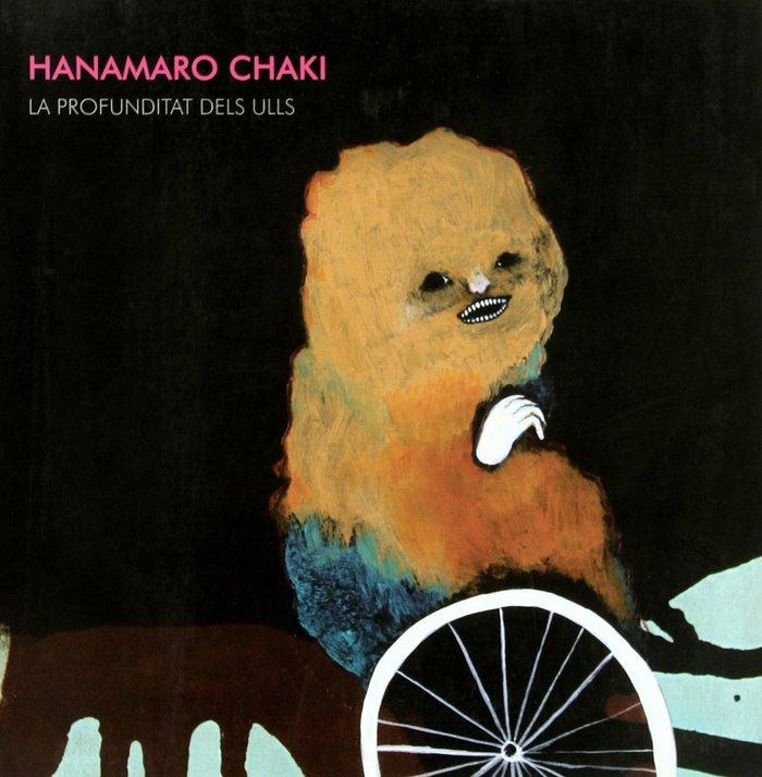 Hanamaro chaki, la profunditat dels ulls (esp-val)