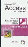 Miniguia access 2002
