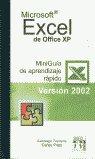 Miniguia excel 2002