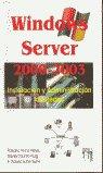 Windors server 2000/20003