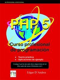 Php 5 curso profesional de programacion
