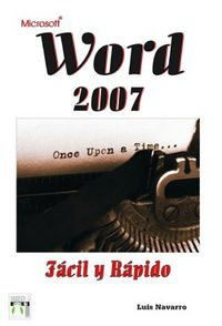 Word 2007 facil y rapido