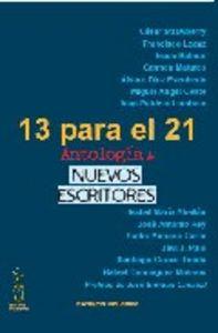 13 para el 21
