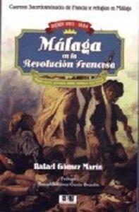 Malaga en la revolucion francesa ,cuarenta sacerdotes