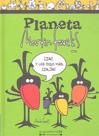 Planeta martin favelis