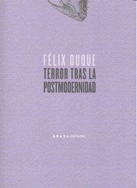 Terror tras la postmodernidad