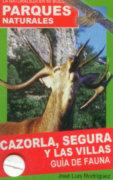 Guia fichas fauna parque natural cazorla segura