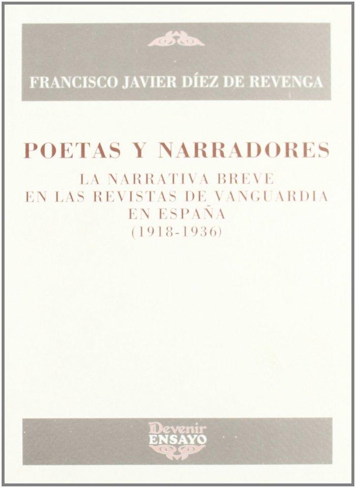 Poetas y narradores: la narrativa breve en las revistas de v