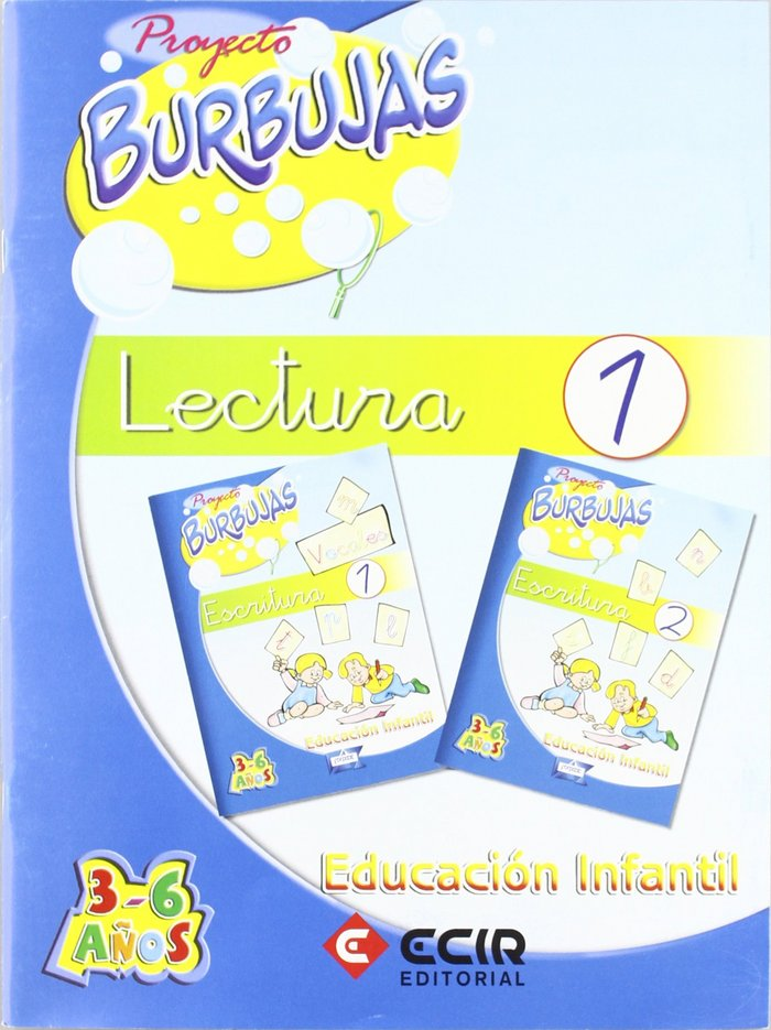 Cuaderno lectura 1 proyecto burbujas