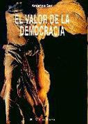 Valor de la democracia