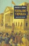 Federalismo y republica
