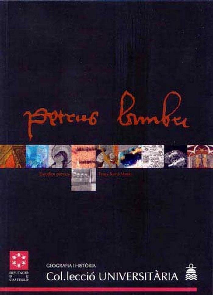 Petrus lembri: estudios previos