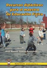 Recursos didacticos para el maestro de educacion fisica