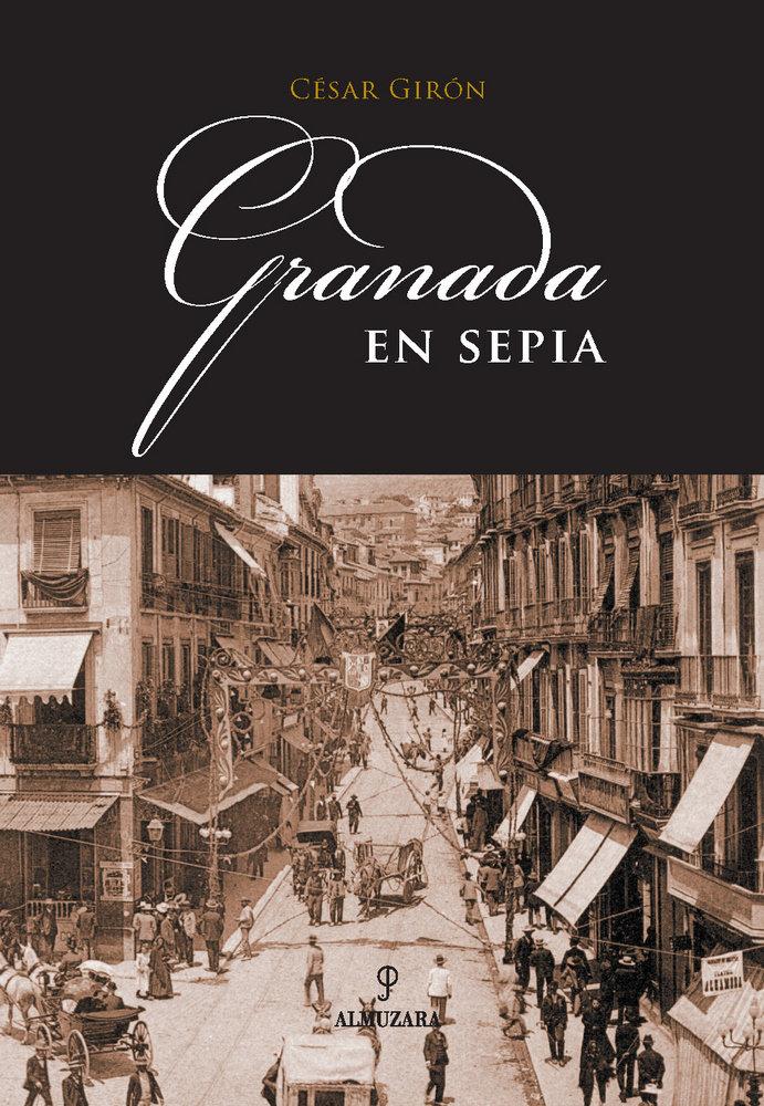 Granada en sepia