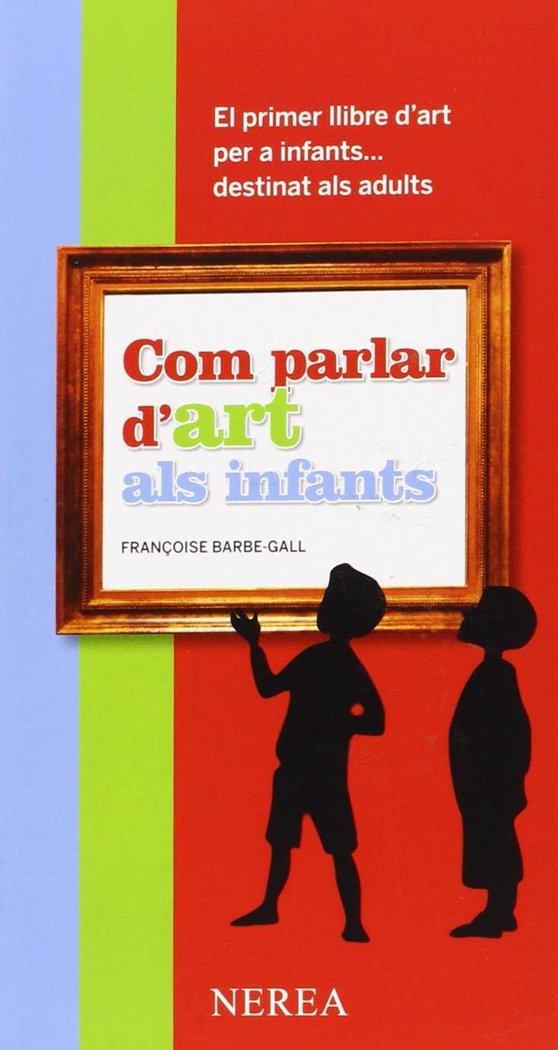 Com parlar d'art als infants