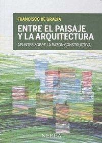 Entre la arquitectura y el paisaje