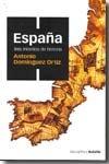 España tres milenios de historia bolsillo