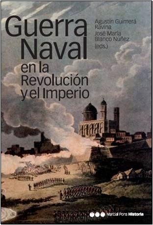 Guerra naval en la revolucion y el imperio