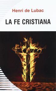 Fe cristiana,la
