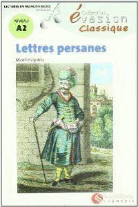 Lettres persanes,les+cd evasion 2 pack