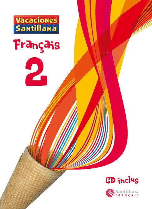 Vacaciones frances 2ºeso+cd 08